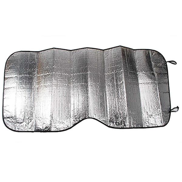 Autoplanen Windschutzscheibe Anti Snow Ice Protector Frontscheibe Visierabdeckung Sonnenschutz Silberfolie