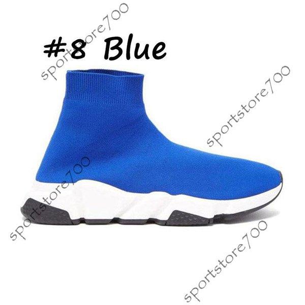 # 8 Blue