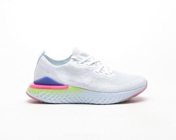 Commercio all'ingrosso 2019 moda Epic React Instant Go Fly uomo donna scarpe da corsa casual mesh Sport traspirante Athletic designer sneaker Taglia 36-46