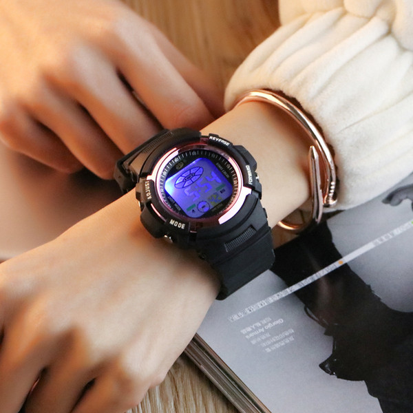 Multifunctional Nocturnal Time Waterproof Sports Watch Manufacturer Direct Selling