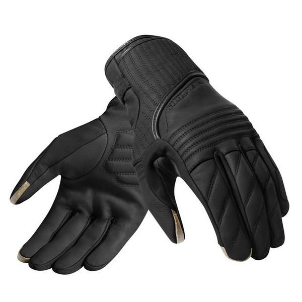 Guanti da moto impermeabili in pelle originali / guanti da corsa / guanti da ciclismo fuoristrada / guanti da sci r-6
