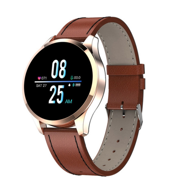 Brown Leather Strap