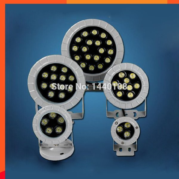 5pcs/lot 9W Outdoor IP68 Lm/W 85-265v Waterproof Ip65 Garden Shed Flood Light Garage Spotlight Foco LED Exterior Floodlight