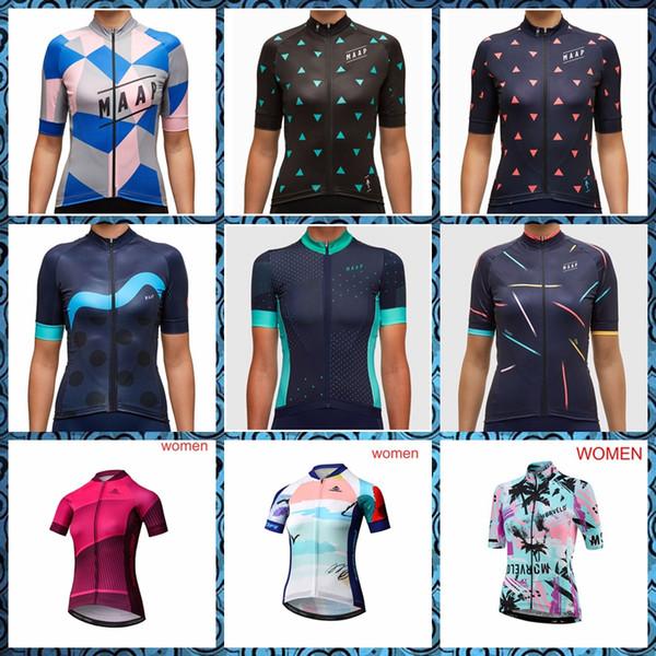 MERIDA MAAP Morvelo maglia da donna estiva da ciclismo a maniche corte Traspirante Quick Dry tendenza caldo Vendite dirette della fabbrica 53134