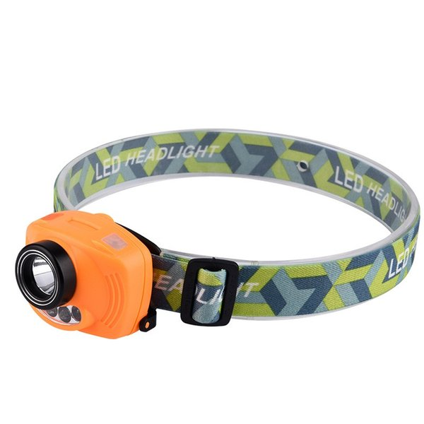 Led Induction Headlamp High Power Exploration Miners Lights Long Range Fishing Outdoors No Batteries Convenient Hot Sale 14 5xdf1
