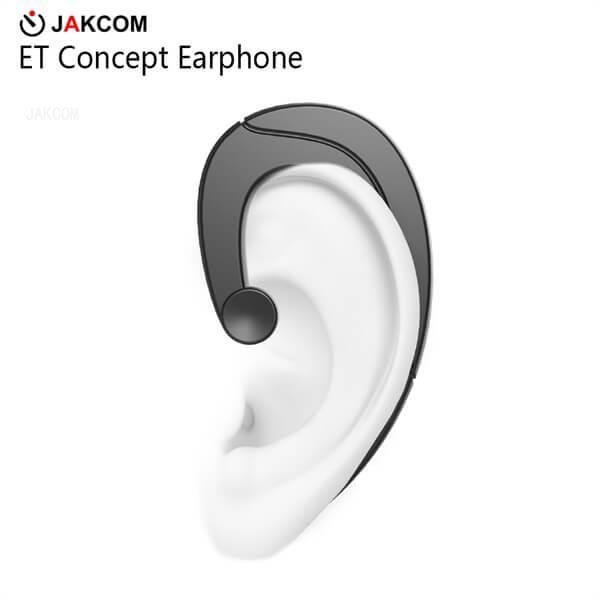 JAKCOM ET Non In Ear Concept Earphone Hot Sale in Headphones Earphones as smart clock gamer xx mp3 video
