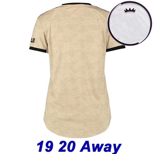 Away + Premie* Leagu* patch