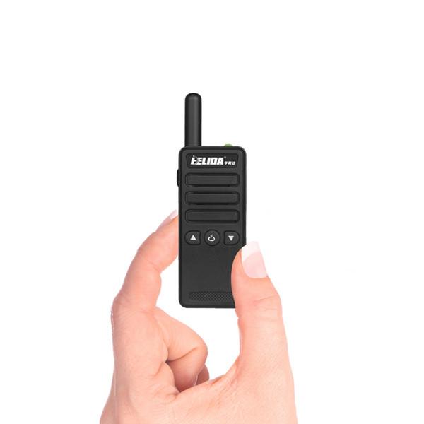 2W Durable UHF Mini Two Way Radio Pocket Size, Kids Walkie Talkie T-M3