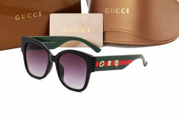 Gafas de sol populares de moda para mujer Diseñador Mee 0059 Estilo de verano Marco completo Protección UV de calidad superior Color mezclado Vienen con la caja q3