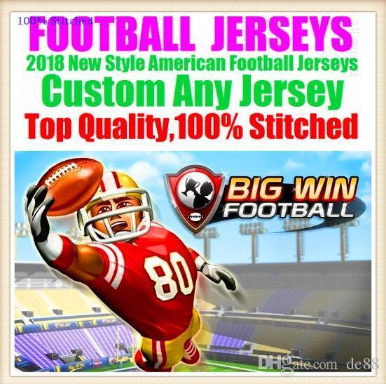 Custom american football jerseys Tampa Bay Dallas college authentic retro rugby soccer baseball basketball hockey jersey 4xl 6xl 8xl sale
