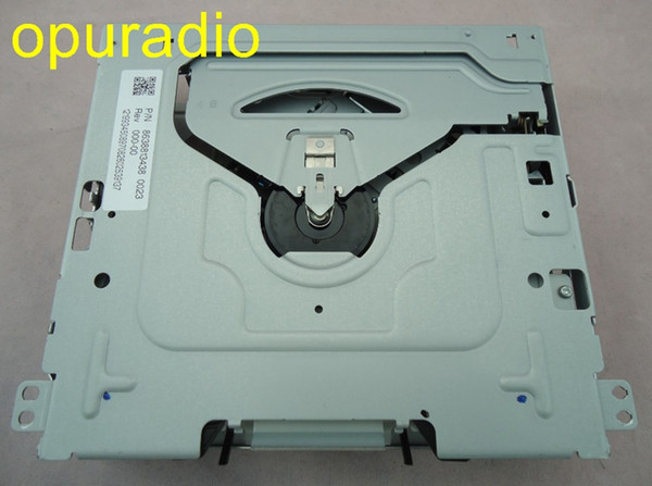 Original new Matsushita single CD loader 501 mechanism with 2 support for VW car radio RCD200 tuner MP3 sound system