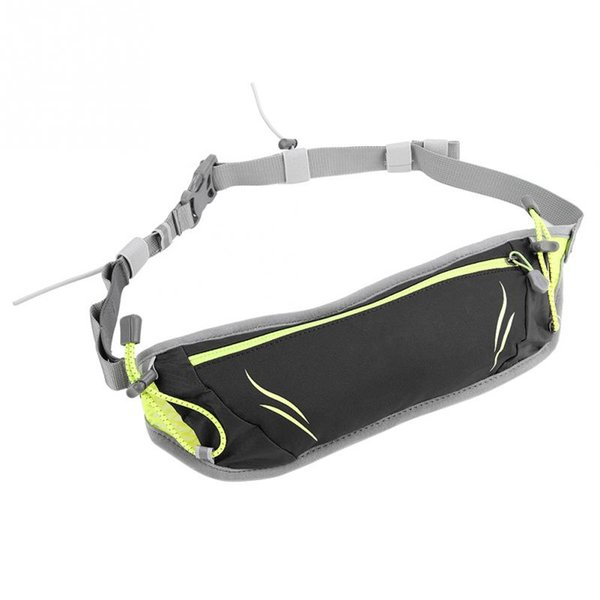 AONIJIE Running Bag Adjustable Belt Fanny Waist Bag Money Phone Card Pouch Jogging Gym Fitness Cycling Outdoor Sports Pack