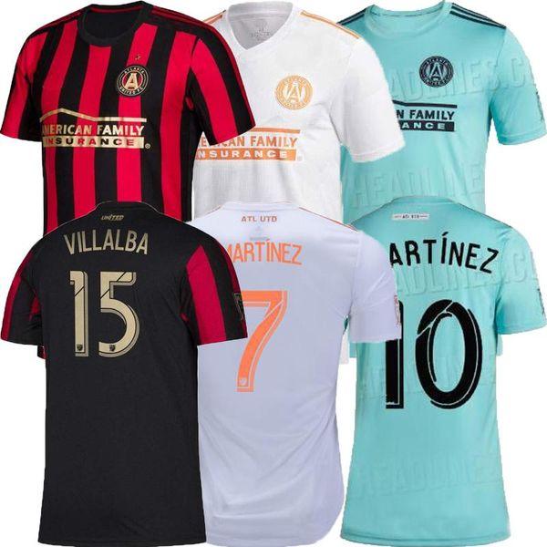 2019 2020 Parley MLS Atlanta United FC formaları futbol forması Futbol forması 19 20 MLS Parley Atlanta United formaları MARTINEZ Futbol forması