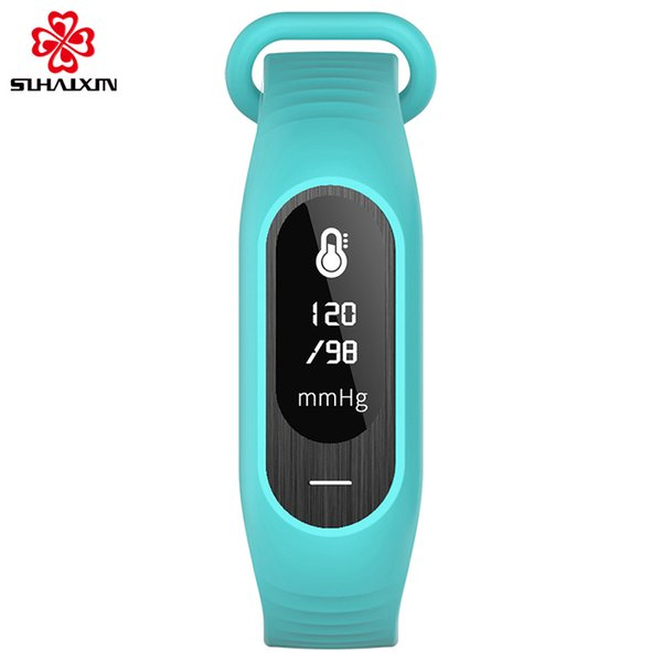 Digital Smart Electronic Watch Women Cardio Blood Pressure Bracelet Pedometer Bluetooth Men Sport Heart Monitor For Android Ios