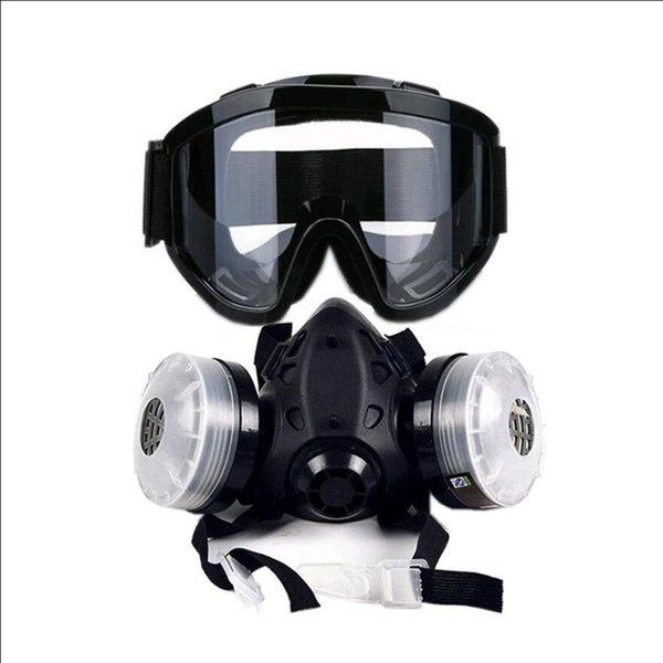 gafas de respirador