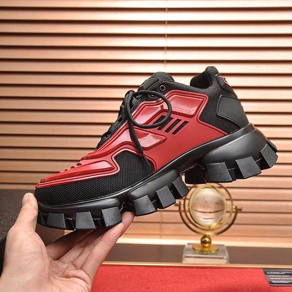 Nefes Cloudbust Thunder Örgü Sneakers erkek Ayakkabıları Vintage Hafif Dantel-up Düşük Üst Ayakkabı Bırak Gemi En Kaliteli Rahat Yumuşak Footwears
