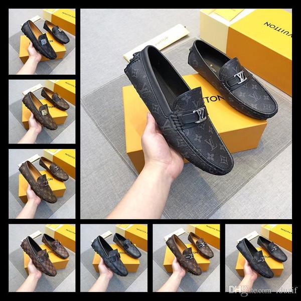 18ss YENI yeni Hindistan el yapımı lüks nakış erkekler kadife ayakkabı Erkekler elbise ayakkabı Ziyafet ve Balo erkek Artı boyutu loafer'lar