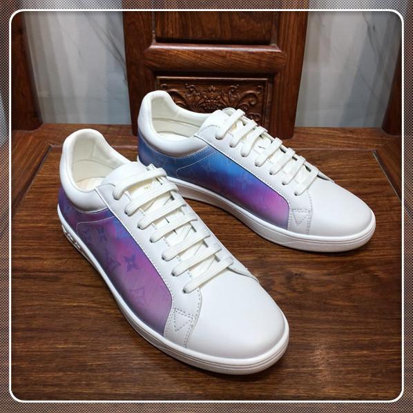 Повседневная обувь мужчины топ роскошные высокое качество мода обувь кроссовки шнуровке дышащий Спорт Мужская обувь повседневная