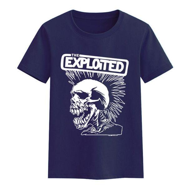 EXPLOTED SKULL Hip Hop Streetwear Rock Chidlren T-shirts For Boys 2018 Short Sleeve T-shirt For Girl Baby Clothing Tee