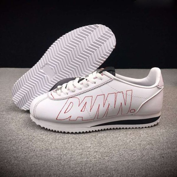 online store c0456 3aa8a With BoxCortez Kendrick Lamar Damn Shoe High Quality Man Woman Casual Shoes  Jj Cheap Shoes Online Summer Shoes From Liuxiaomei001, $72.96| DHgate.Com