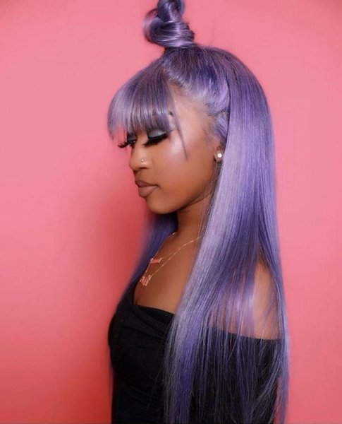 13x6 wig with bangs