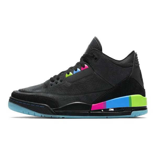 Chlorophyll Mocha 3s Tinker 3 III Men Basketball Shoes Katrina Knicks Rivals Free Throw Line Quai 54 WOLF Grey Sport Man Sports Sneakers