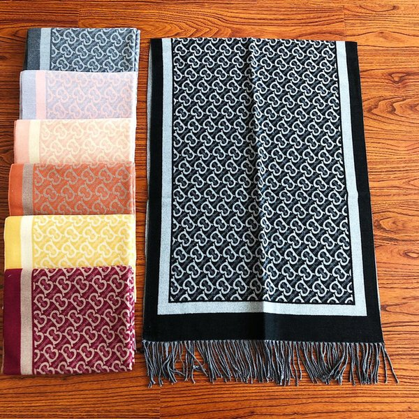 women Scarf 2019 New Ladies Luxury Fashion Scarf Accessories free shipping 092806