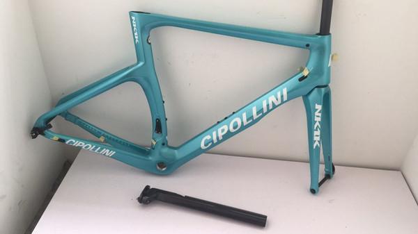 sky team bike frame Disc brake bicycle Frameset T1000 3K Cipollini NK1K carbon road frames With XS S M L XL BSA BB30 25 color free shipping