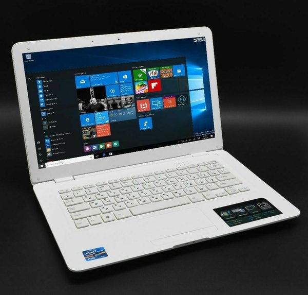 8GB Laptop RAM 750GB Disco rigido Windows 10 da 14