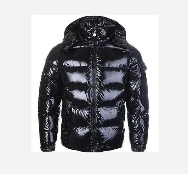 HEISSE neue Männer-Frauen-beiläufige Kanada unten Bomber-Jacken-unten Mäntel der Männer im Freien warm Feather Man Wintermantel outwear Jacken ParkasXXLBurbery