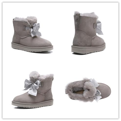 Free shipping 2019 winter man women Australia Classic snow Boots boots cheap winter fashion Ankle Boots shoes 09