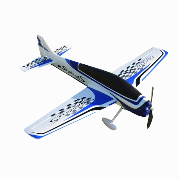 Fashionable Sport RC Airplane 950mm Wingspan EPO F3A FPV Aircraft RC Airplane KIT/PNP For Children Outdoor Toys Models