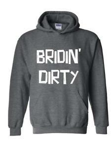 Bridin 039 Dirty Style with Wedding Dresses amp Shoes Bridal Hoodie Sweatshirt