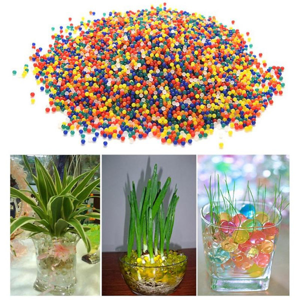 ids Colorful Marbles Toys Mixcolored Water Absorbing Bullet Playing Toys Children Beads Crystal Soil Pearls Marble Kids Colorful Water ...