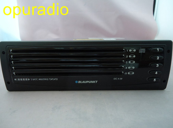 BLAUNPUNKT IDC A09 5-Disc In-Dash CD CHANGER for car radio systems 7607769100 Made In Portugal WEKE GMBH