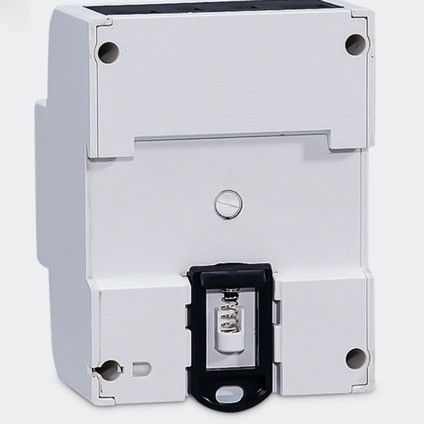 Freeshipping 3x5 (80A) Energy Meter Electric KWH Triphase DIN Rail Mount LCD