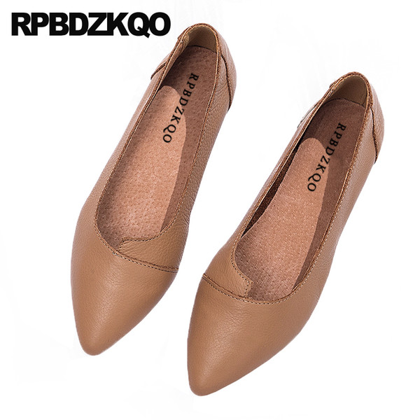 ever popular new products various colors Shoes Slip On Designer Chinese Soft Ballet Flats Women 2019 Ladies ...