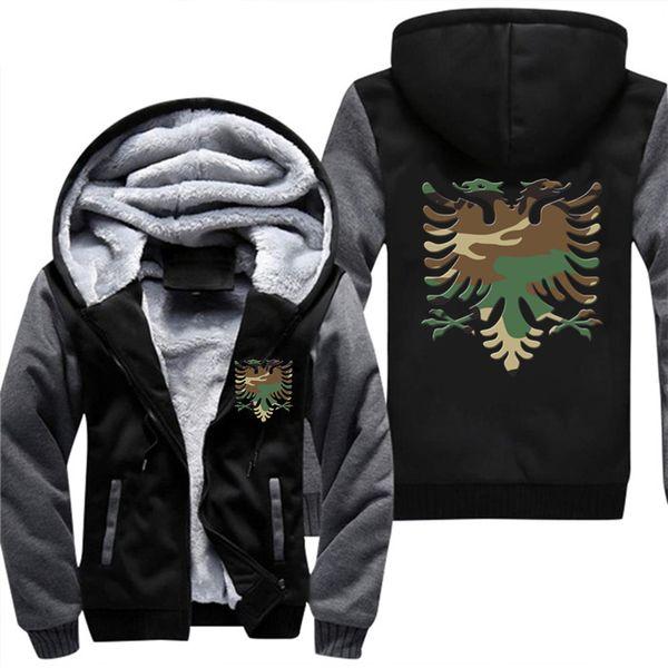 Keaac Mens Puffer Outwear Gold Velvet Winter Jacket Coat