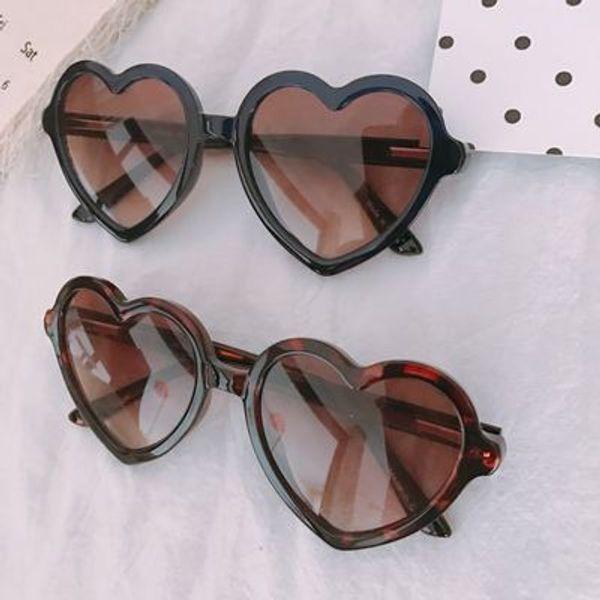 new hight quality sunglasses boys and girls children uv protection love sunglasses heart shaped sunglasses uv protection jj19814