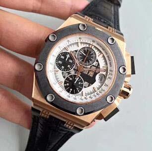 Chri tma gift luxury men antique watch leather belt white face ro e gold tainle 7750 automatic chronograph modern wi men wri twatch