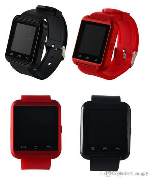 Bluetooth Smart Watch U8 Watch Wrist Smartwatch for iPhone 5S 6 6S 6 plus 7 7s 8 Samsung S6 S7 Note 4 Note 5 HTC Android Phone
