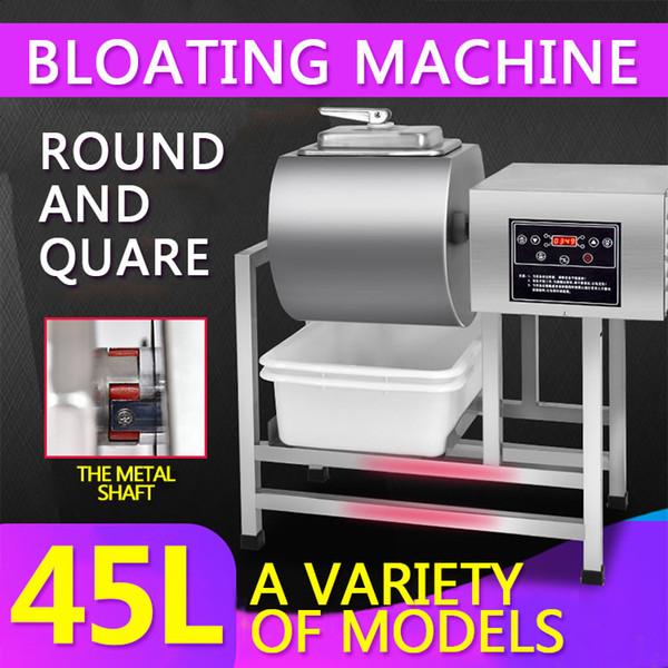 Máquina de inchamento 45L Computer Edition / Rodada gerador de cobre puro Restaurante dedicado