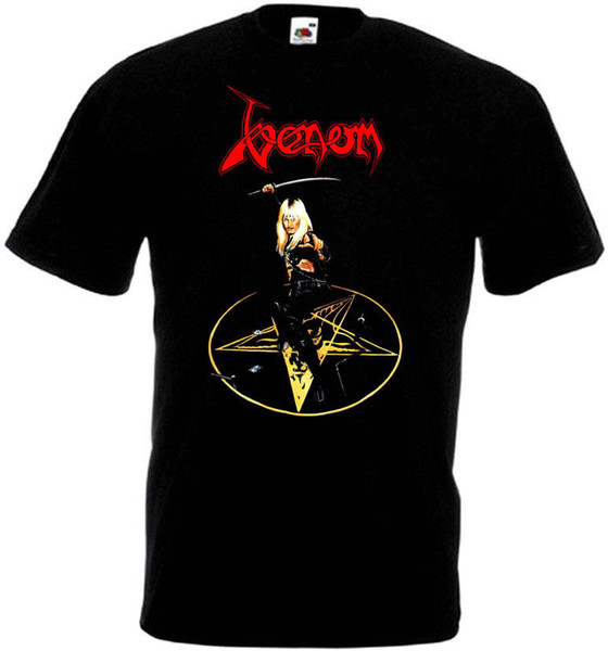 Venom Poster v1 T-shirt black metal trash all sizes