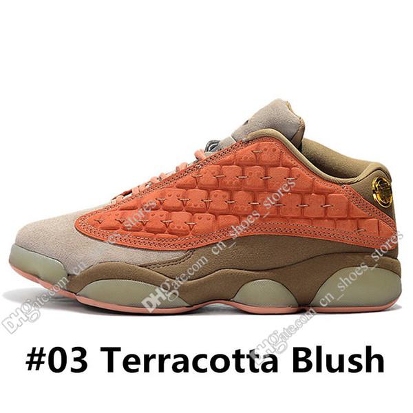 # 03 Terracotta Blush