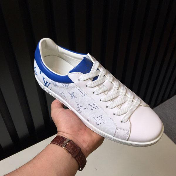 bianche scarpe casual in pelle nera nuova di lusso di alta qualità 2020 pratico scarpe sportive delle donne degli uomini scarpe basse outdoor