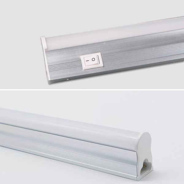 T5 LED Tubes Lights Switch Integrated 5ft 4ft 3ft 2ft AC85-265V PF0.9 18W 1700LM Fluorescent Bulbs Lamps Direct from Shenzhen China Factory