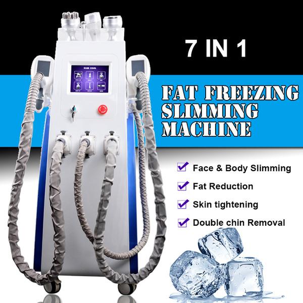Macchina di congelamento grasso di crio di migliore qualità che faccia a macchina ultrasonica di congelamento di grido della macchina di cavitazione di sollevamento che dimagrisce macchina