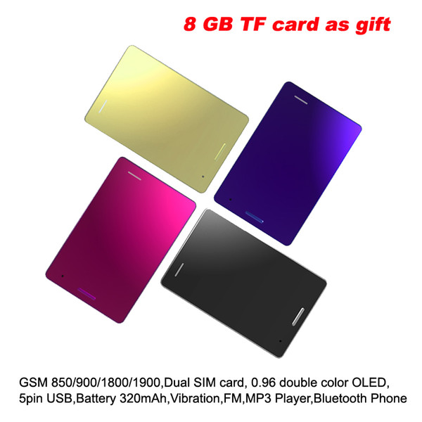 Original Aiek-M4 Mini CellPhone Small Pocket Bluetooth Dialer Phone 8GB SIM FM MP3 4-Bands GSM Mobile phones for Child Women Kids Girls Lady