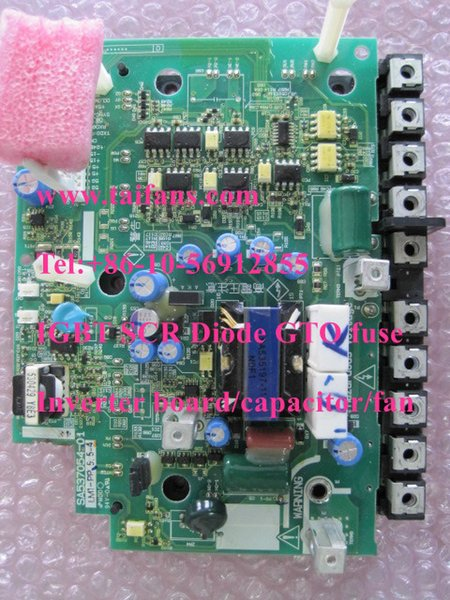 Set parts LM1-PP 5.5-4 SA537054-01 03 drive board with IGBT module for 5.5KW lift inverter