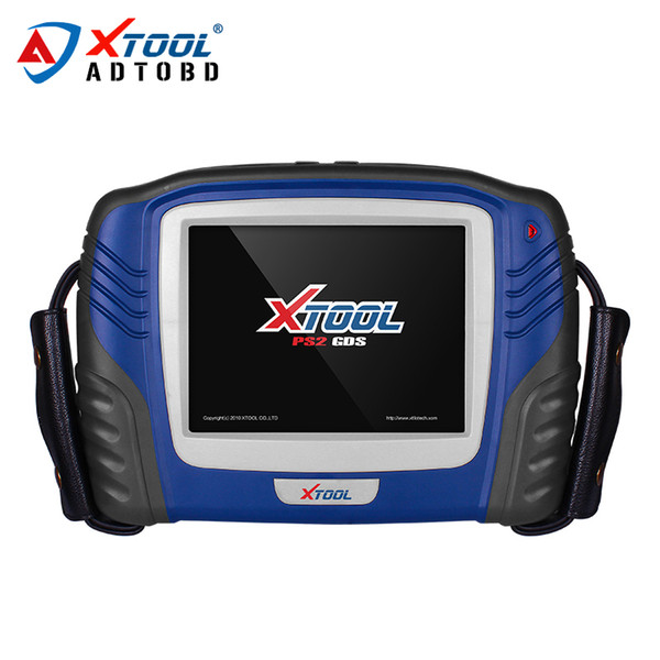 New Arrival 100% Original XTOOL PS2 GDS Gasoline Universal Car Diagnostic Tool Update Online Without Plastic box Free Shipping